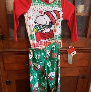 Xsmall childs xsmall pajama set